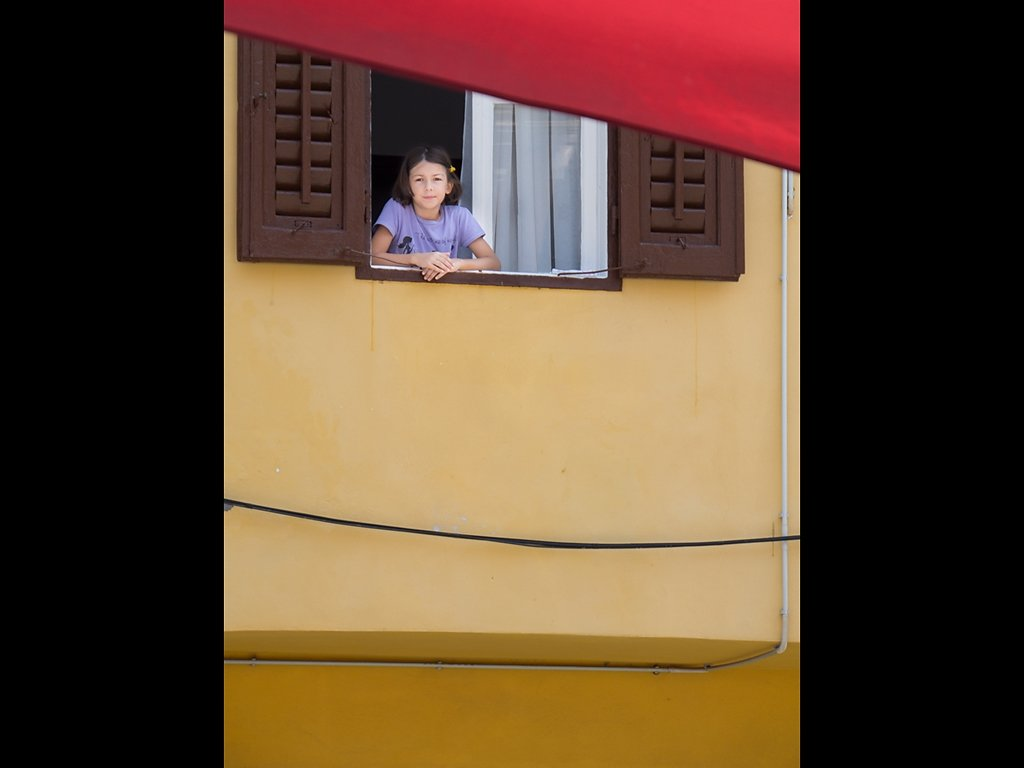 Girl at window (c) Colin Gorst [Commended]