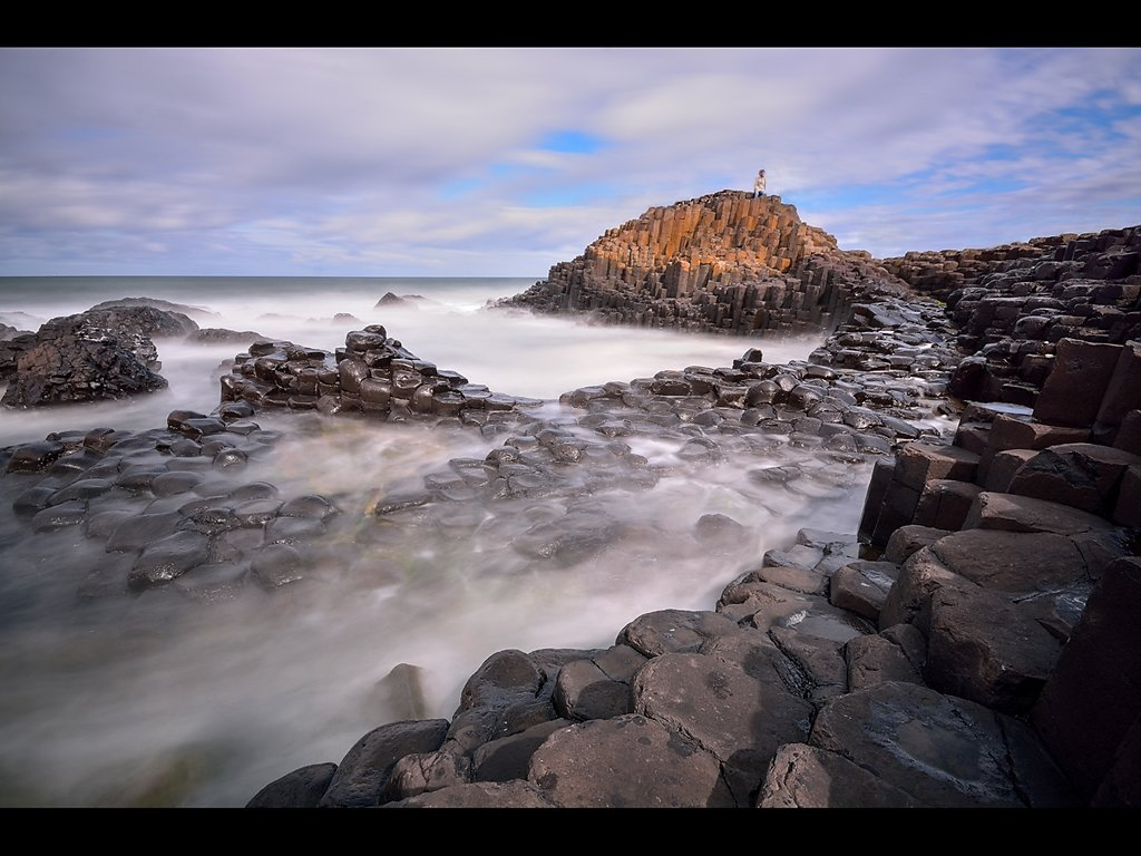 Giant's Causeway (c) Gary Barton [Highly Commended]