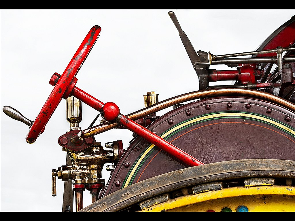 Traction Engine (C) Alan Phillips