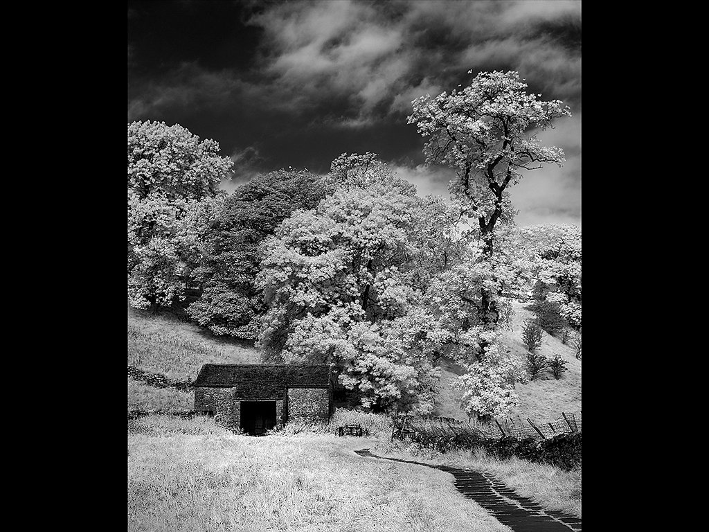Old Barn Malham (C) Mike Atkinson