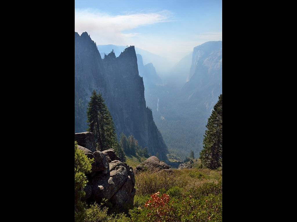 Yosemite Valley (C) Ruth Wood