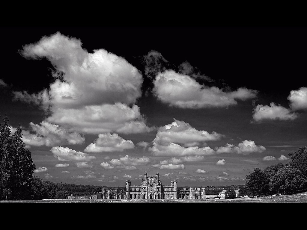 Lowther Castle (c) Alan Phillips [Highly Commended]