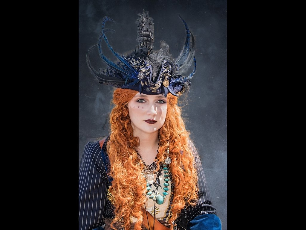 Pirate Princess (c) Graham Harvey [Highly Commended]