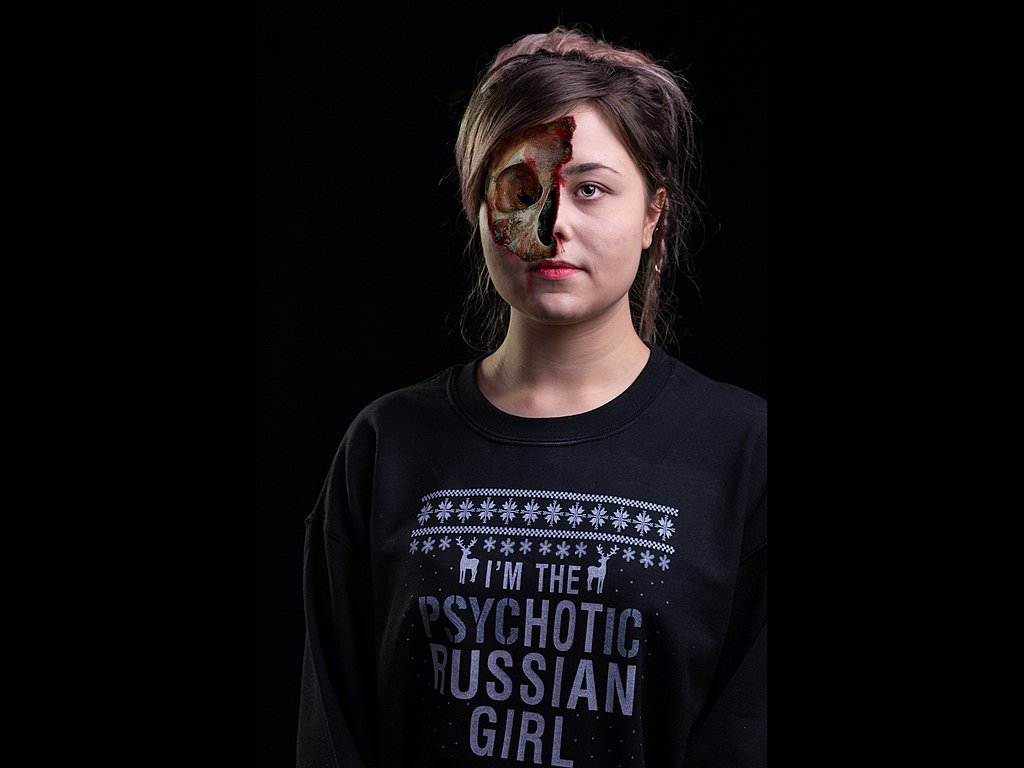 Im the psychotic russian girl (c) Brad Cheek [Commended]