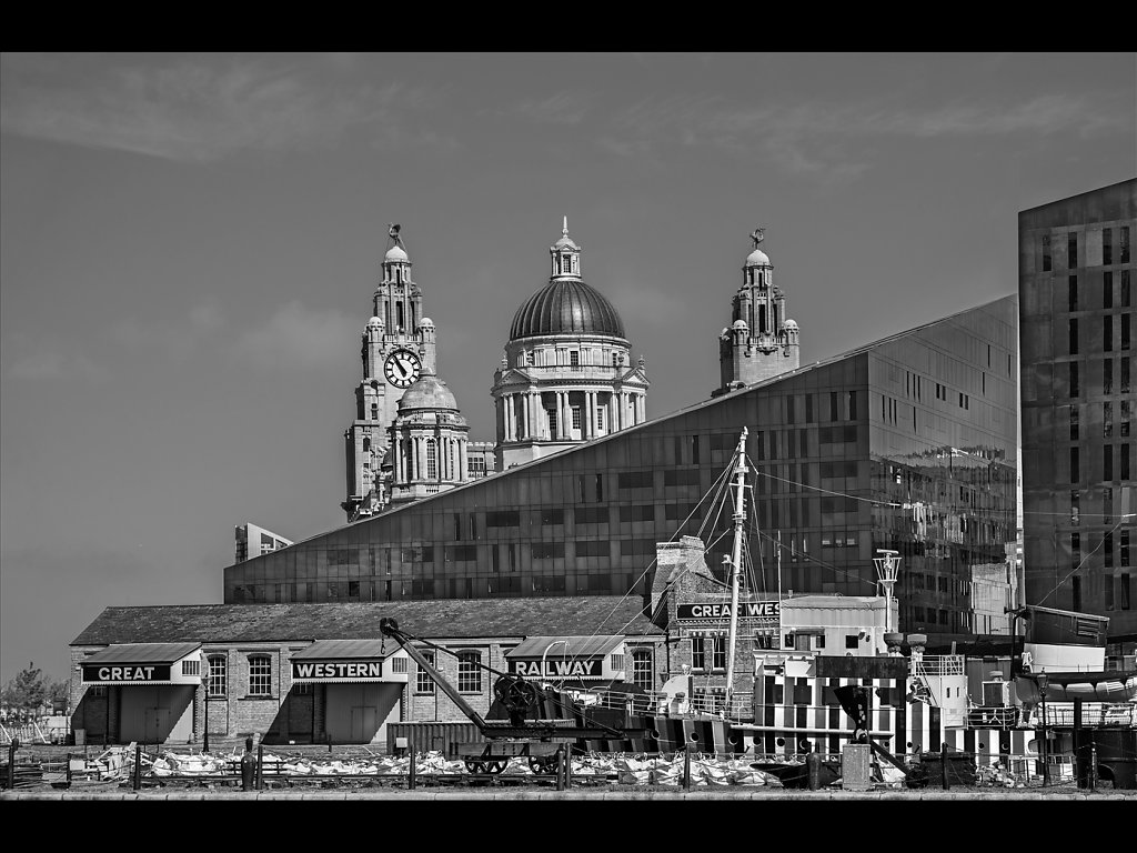 At Albert Dock (c) Kirsty Railton [Highly Commended]