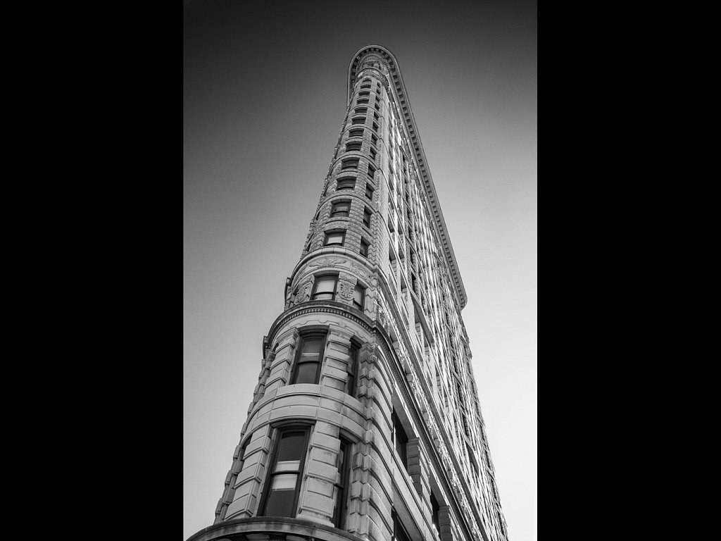 Flatiron building, New York (c) Brad Cheek  [Commended]