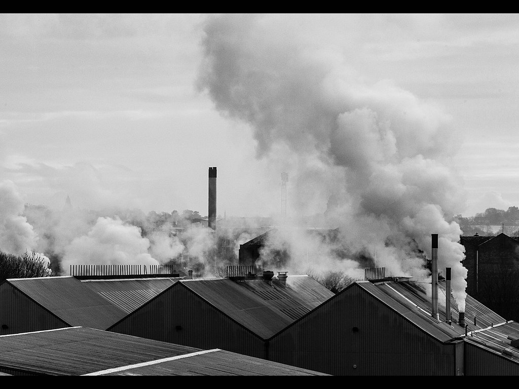 Industrial Lancaster (c) Tina Cordukes  [Commended]