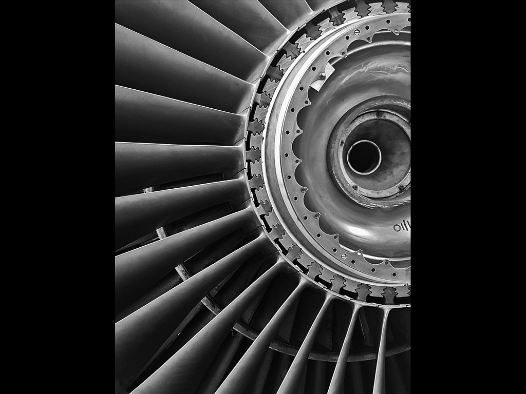 Jet engine (c) Darren Atkinson  [Commended]