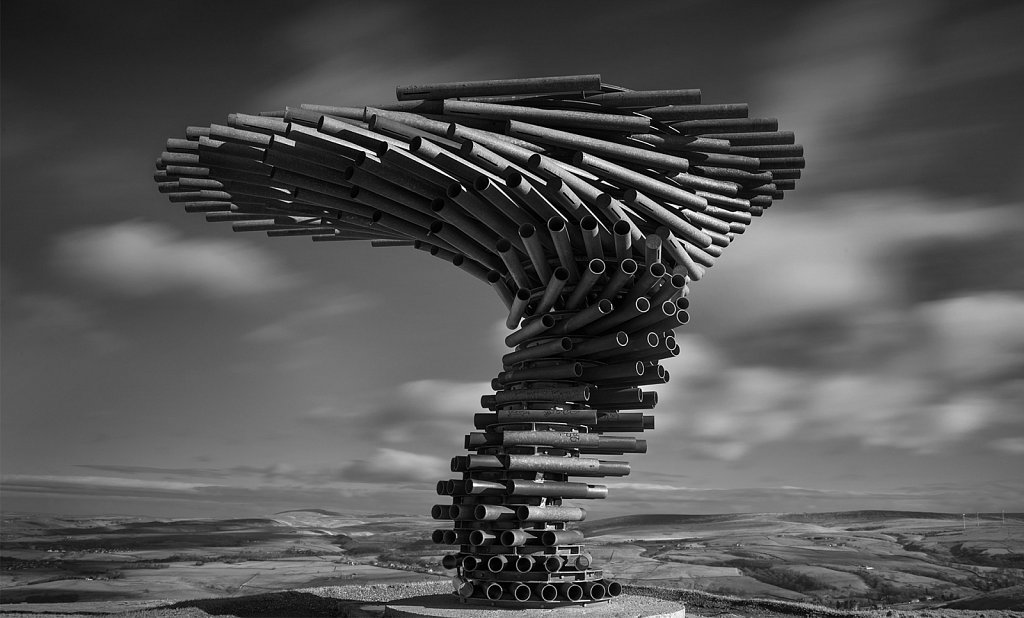 'The singing Ringing Tree' Copyright (C) Kirsty Railton 2018
