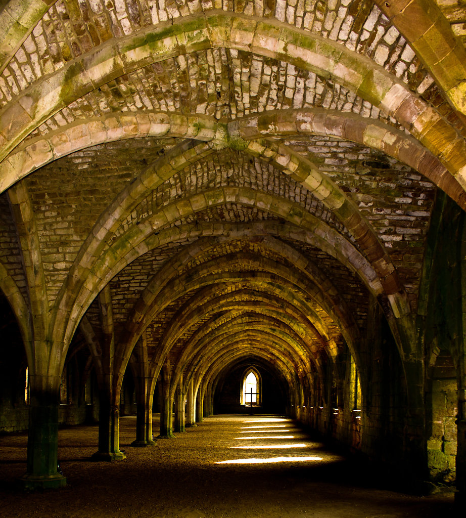 'Underneath the Arches' Copyright (C) Michael Yates 2018