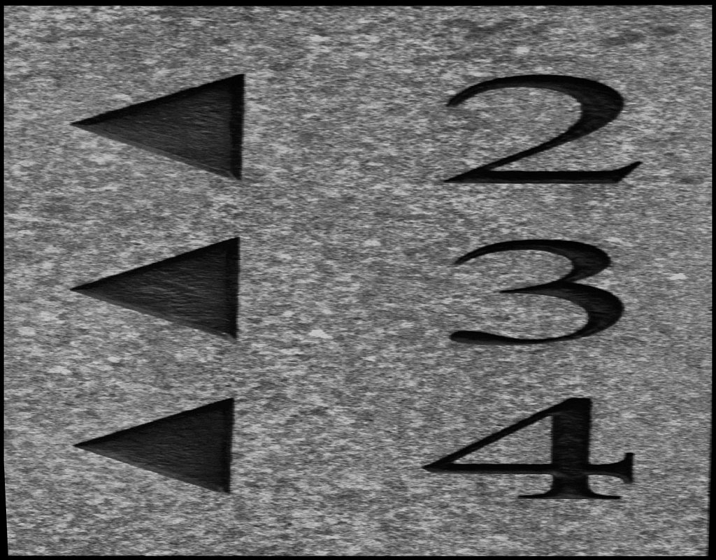 'Numbers and Arrows' Copyright (C) Phil Almond 2018