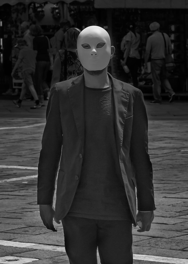 'Eyes Without A Face' Copyright (C) Colin Yates 2019