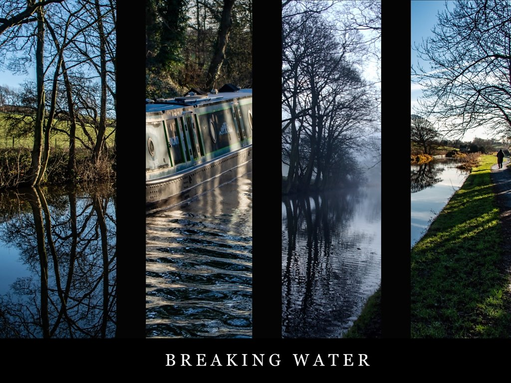 'Breaking Water' Copyright (C) Dave Bleasdale 2019