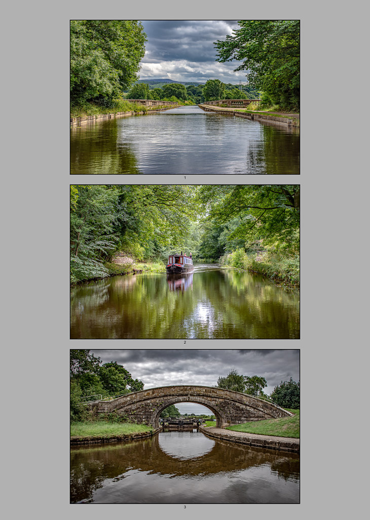 'Narrow boat fun on Lancaster Canal' Copyright (C) Ruth Lochrie 2019
