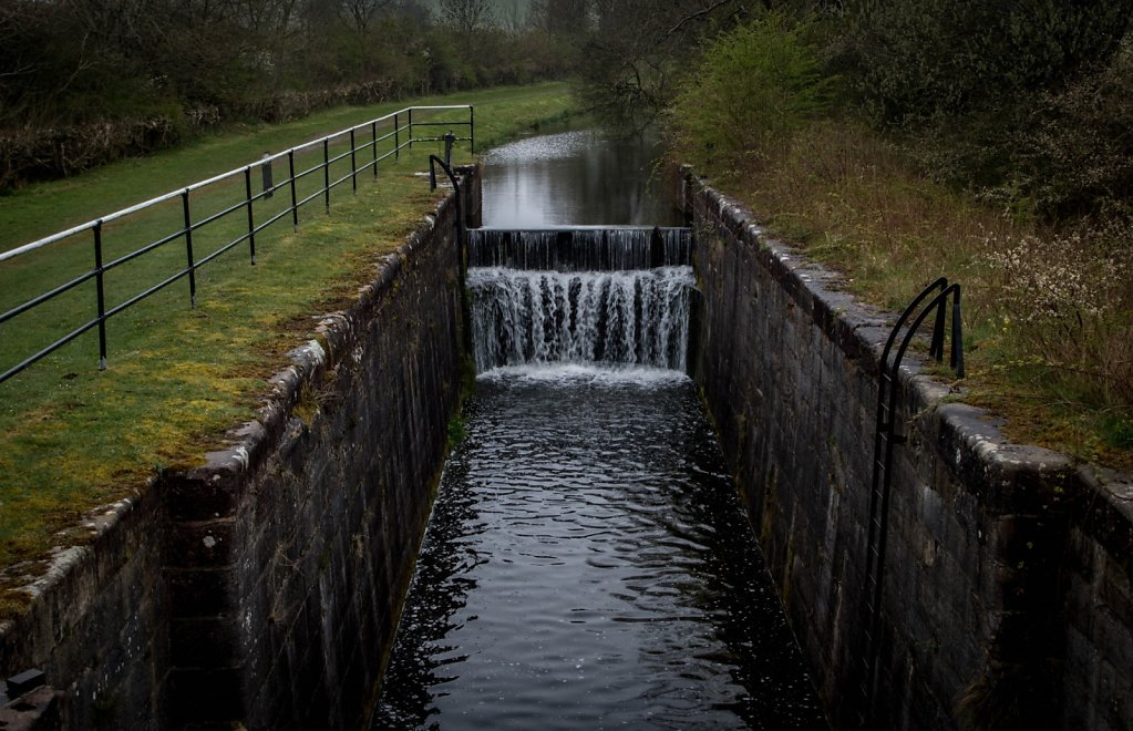 'Disused Lock - Northern Reach' Copyright (C) Dave Bleasdale 2019