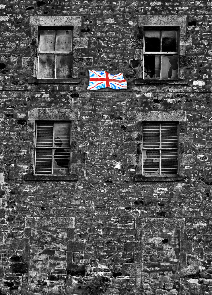 'Keep the flag flying' Copyright (C) Keith Taylor 2019