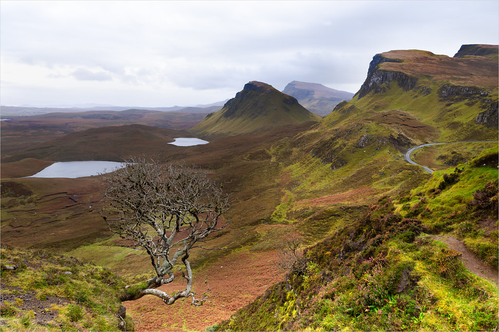 'On the Trotternish Peninsula' Copyright (C) Ken McGrath 2019