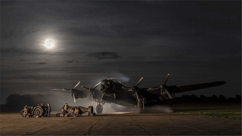 'The Dam Busters' Copyright (C) Michael Yates 2020