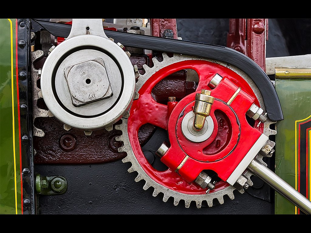 Traction Engine Detail (c) Alan Phillips [Highly Commended]