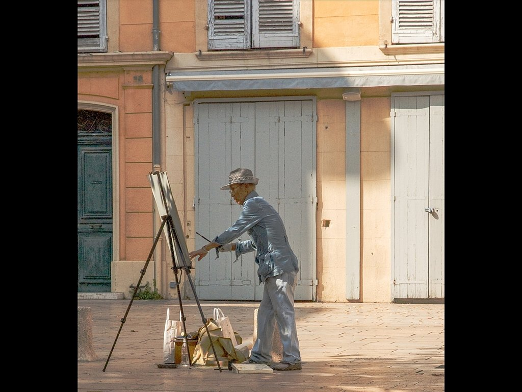 The Painter (c) Colin Rogers [Highly Commended]