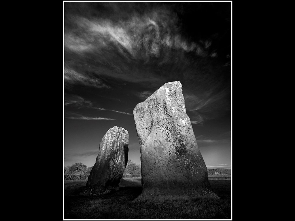 First Light Avebury Circle Inner Cove (c) Mike Atkinson [Commend