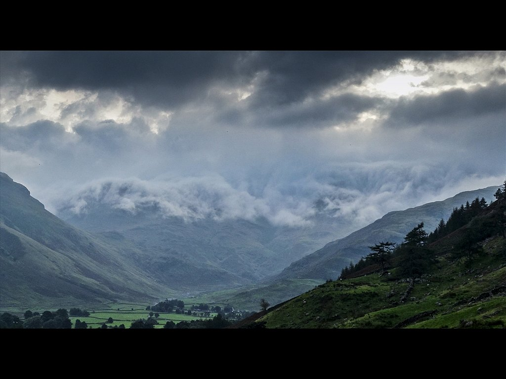 Langdale Weather Change (c) John Metcalfe [Highly Commended]