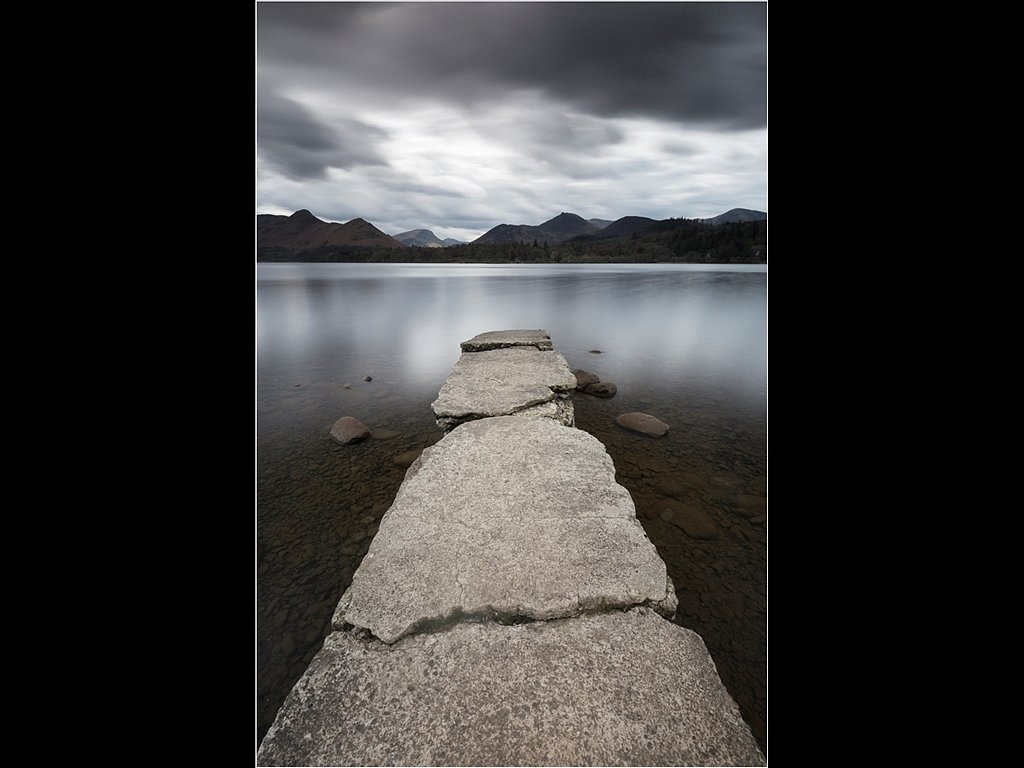 Disused Jetty Derwent Water (c) Colin Yates [Commended]