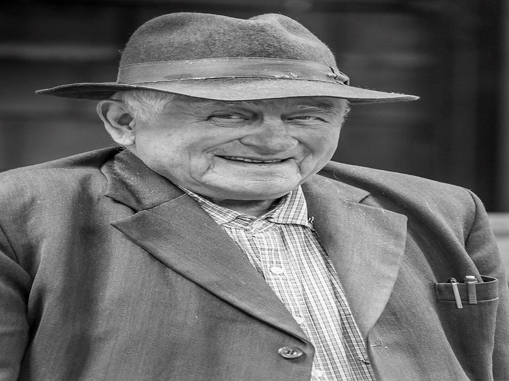 George Taylor, Farmer (c) Allan Hartley [Highly Commended]