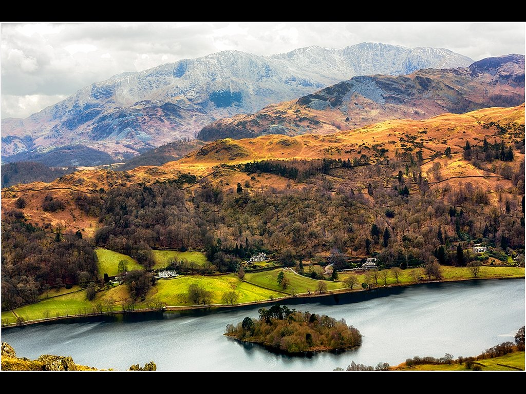 View to Fells above Grasmere (c) Ken McGrath [Commended]