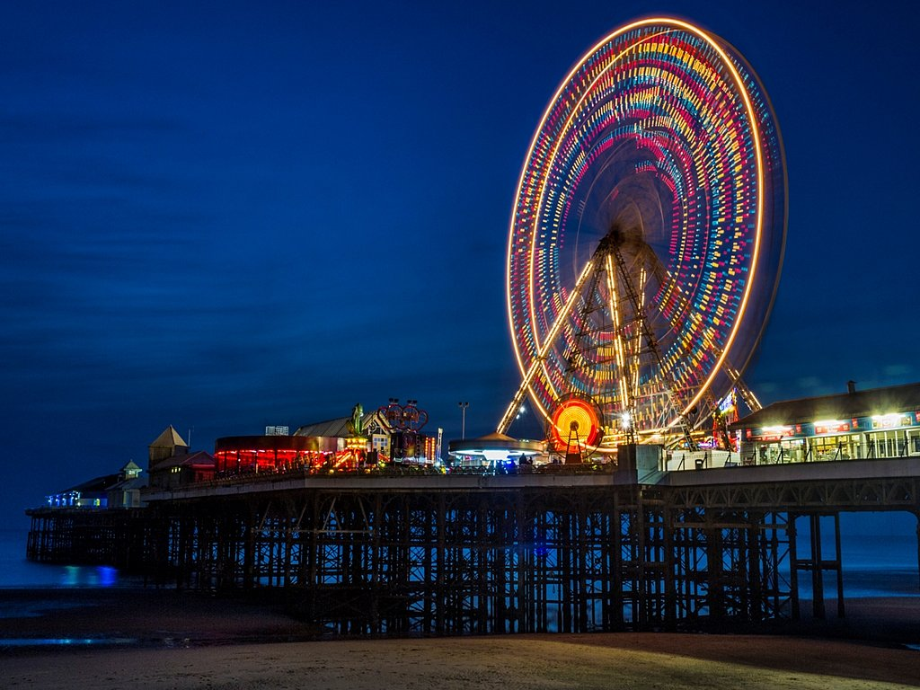 The Big wheel (c) Allan Hartley [Highly Commended]