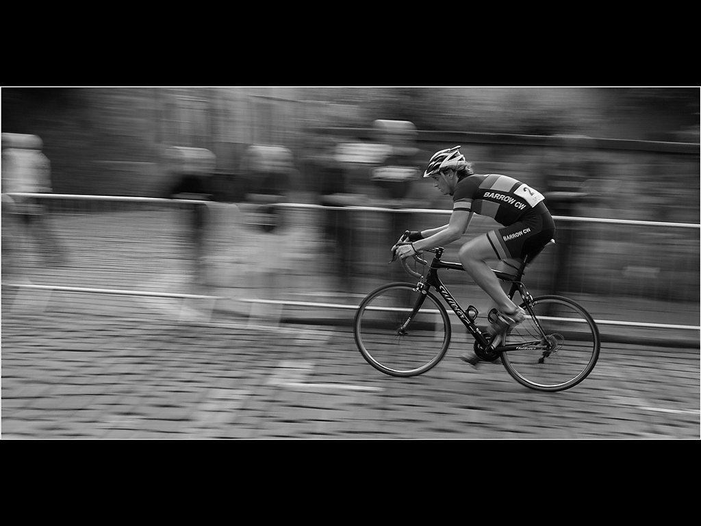 City Center Cycling (c) Mike Atkinson [Commended]