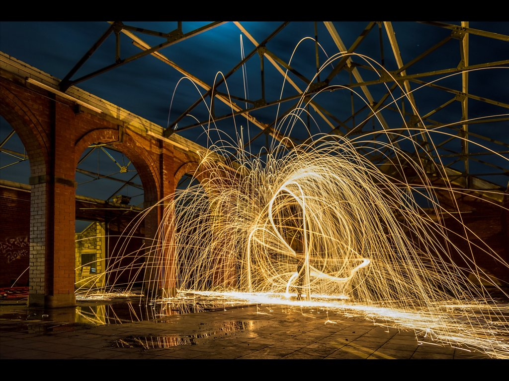 The old waterworks (c) Karen Gladstone [Highly Commended]